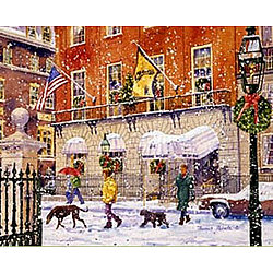 Boston Cheers Art Print