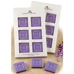 Sweet Lavender Guest Soaps