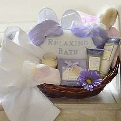 Spa Ahhh! Gift Basket