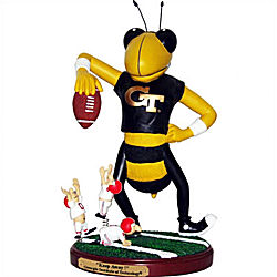 Georgia Tech Rivalry Keep Away Figurine