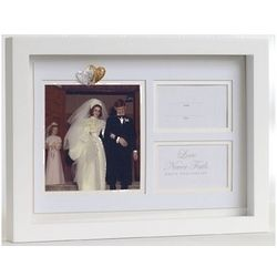 Anniversary Shadow Box Frame