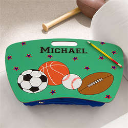 Boy's Personalized Lap Desk