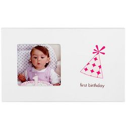First Birthday Photo Frame