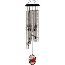 Memorial Love Creates Memories Wind Chime