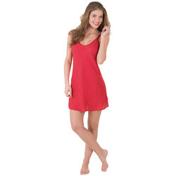 Red Seduction Chemise