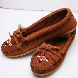 Thunderbird Moccassins