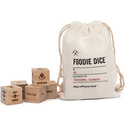 Foodie Cooking Dice