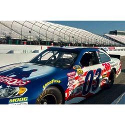 Las Vegas Motor Speedway NASCAR Ride Along