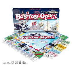 Boston-opoly Game
