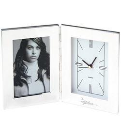 Roman Numeral Picture Frame Alarm Clock