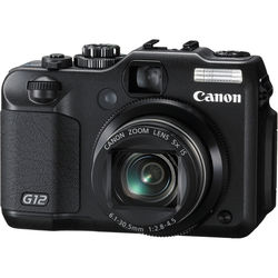 Canon PowerShot G12 Digital Camera