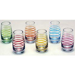 Colorful Bar Glasses