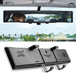 Precision Blind-Spot Car Mirror