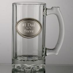 Engraved Tankard for Dad