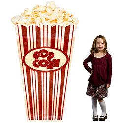 Vintage Popcorn Box Standee