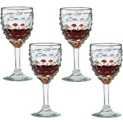 Clear Grape Goblets