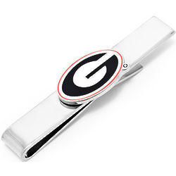 University of Georgia Bulldogs Tie Bar