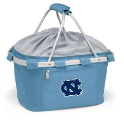 North Carolina Tar Heels Carolina Blue Metro Picnic Basket