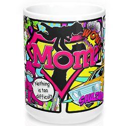 My Superhero Mom Mug