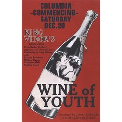 Wine of Youth Movie Poster Art
