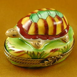 Turtle Limoges Box