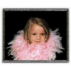 Classic Color Photo Blanket