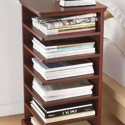 Mahogany Reader's Night Stand