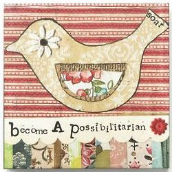 Become A Possibilitarian Wall Art