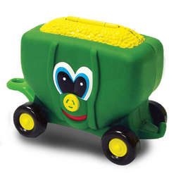 John Deere Wally Wagon Toy Book