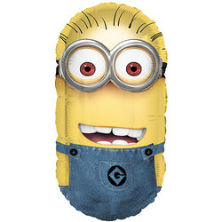Despicable Me 2 Minion Shaped Balloon
