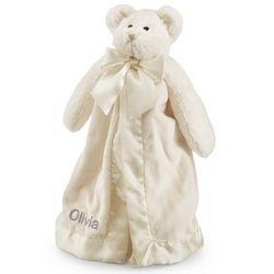 Plush Yellow Bear Snuggler