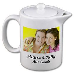 Design Your Own Custom Photo Teapot