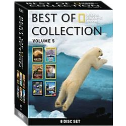Best of National Geographic Channel Volume 5 DVD Collection