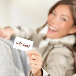 Gift Card of the Month Club