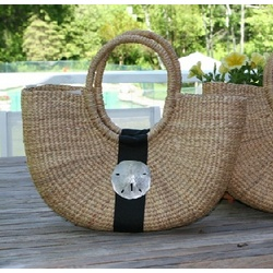 Shoulder Basket Bag