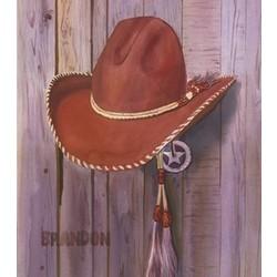 Cowboy Hat Fine Art Print
