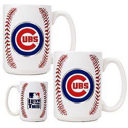 Chicago Cubs 2 Piece Mug Set