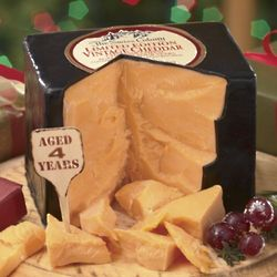 4 Year Old Vintage Cheddar Cheese
