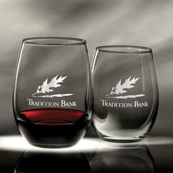 Trendsetter Stemless Wine Glasses