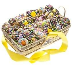 30 Piece Birthday Cookie Gift Basket