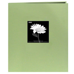 8.5 x 11 Photo Fabric Frame Scrapbook