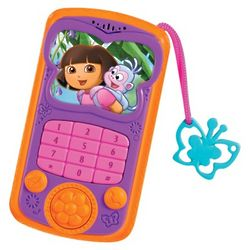 Dora the Explorer Toy Cell Phone