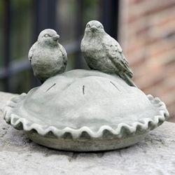Blackbird's Revenge Garden Sculpture