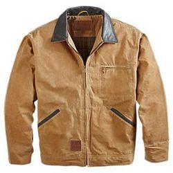 Oilskin Outback Canvas Jacket