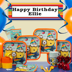 Despicable Me 2 Ultimate KitNKaboodle Party Supplies