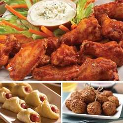 Celebration Chicken Wings and More Starter Pack
