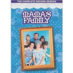 Mama's Family Complete Second Season DVD Set