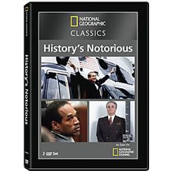 History's Notorious Mysteries and Conspiracies DVD Collection
