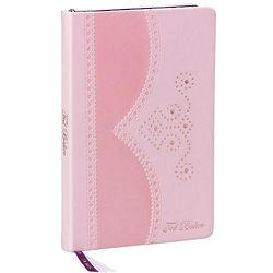 Peony Brogue Notebook