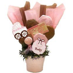 Lollipop Baby CookiePot Bouquet